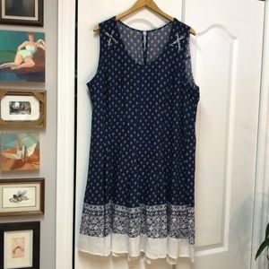 Dresses & Skirts - Blue summer dress